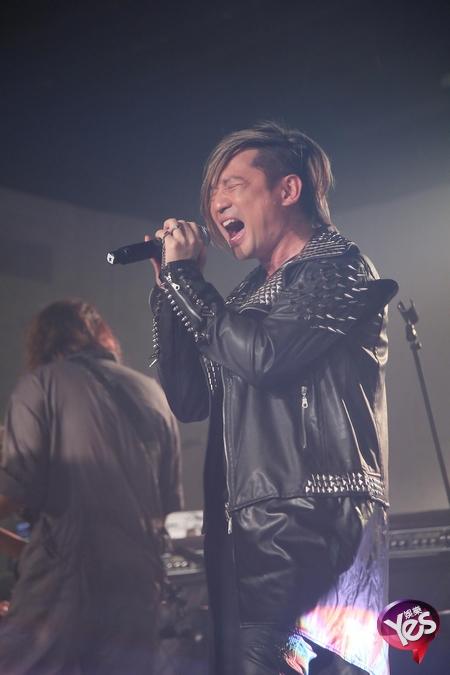 叶世荣(图片来源:Yes娱乐)